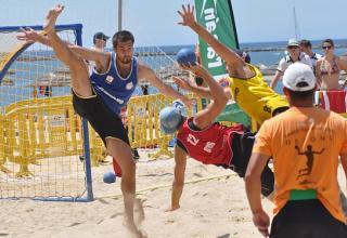 Спортивная неделя. В Кургане состоятся соревнования по пляжному гандболу