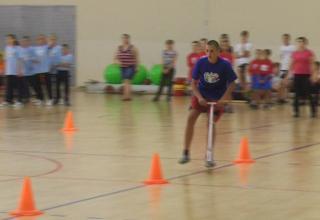 Трудные подростки приняли забота во спортивных состязаниях «Старты надежд»