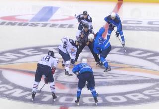 Планета спорта — выезд хоккейного клуба «Зауралье» на Магнитогорск