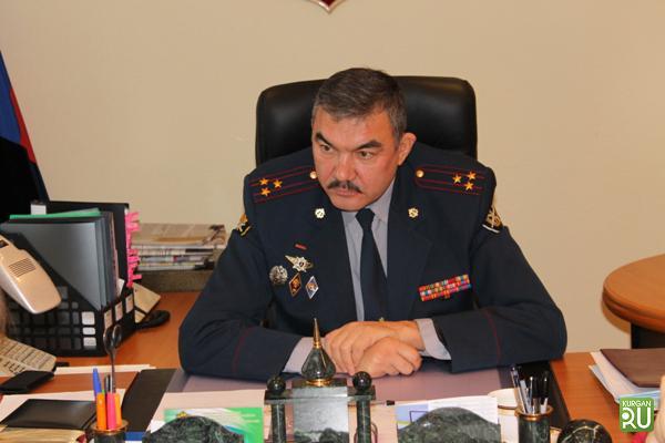 ВКурганской области схвачен прежний глава УФСИН