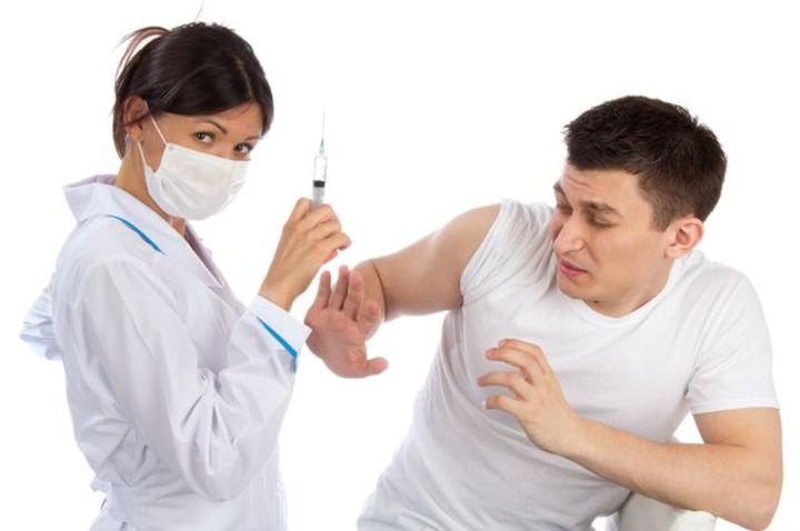 Можно ли заразится гриппом привитому человеку
