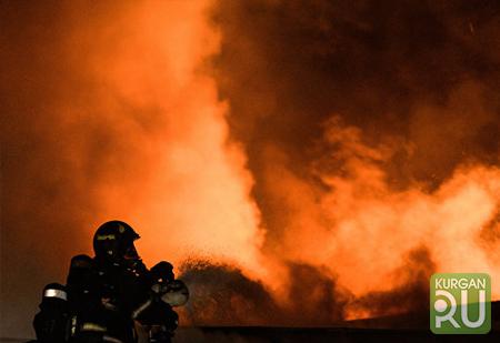Пожар наскладе навостоке столицы локализован